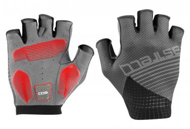 Castelli Competizione Short Gloves Dark Gray