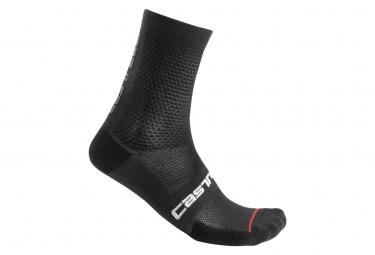 Castelli Superleggera 12 Pair of Socks Black