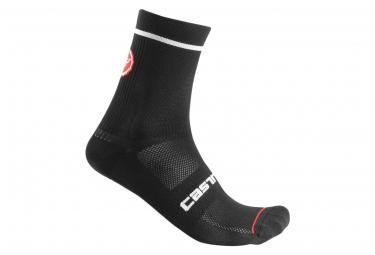 Castelli Entrata 9 Pair of Socks Black