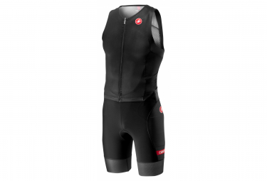 Castelli Free Sanremo Sleeveless Tri Suit Black