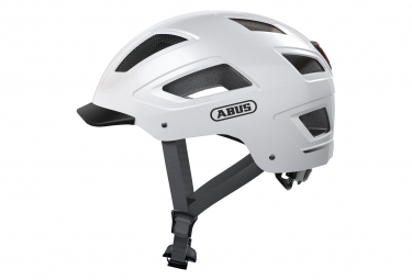 Casco Urban Abus Hyban 2 0 Blanco M  52 58 Cm