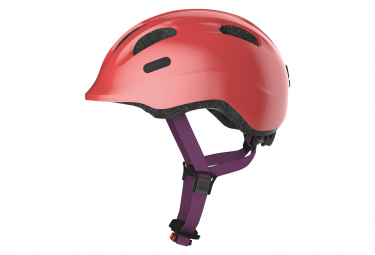 Abus Smiley 2.1 Child Helmet Red
