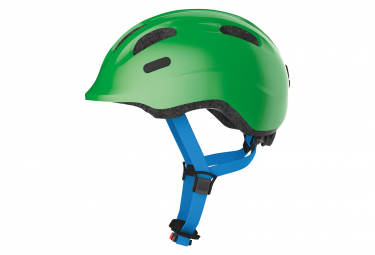 Casco Para Ninos Abus Smiley 2 1 Shiny Green M  50 55 Cm