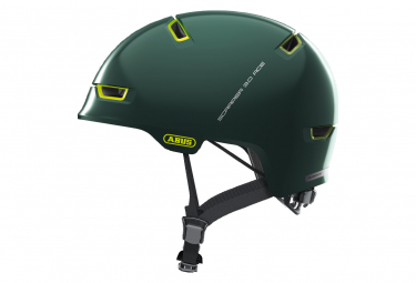 Casco Urbano Abus Scraper 3 0 Ace Ivy   Green M  54 58 Cm