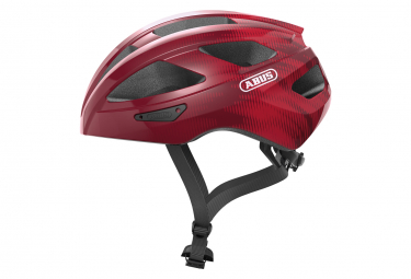 Casco Abus Macator Rouge
