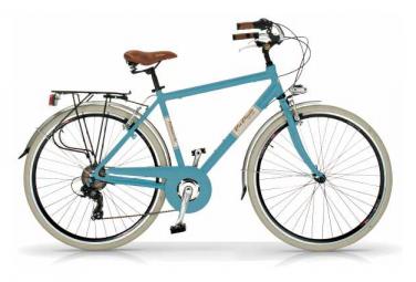 Vélo de ville VIA VENETO ELEGANCE 28  6V. HOMME bleu