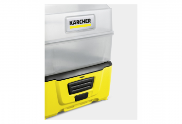 Kärcher OC 3 Plus Mobile Washing Station 7L