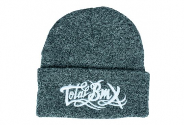 Image of Bonnet total bmx logo antique grey