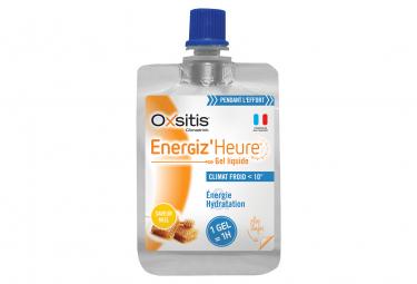 Gel énergétique Oxsitis Energiz'Heure Climat froid Miel