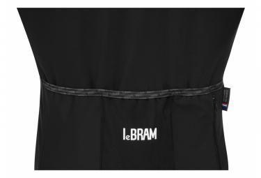 Veste Hiver LeBram Aulac Noir Coupe Ajustée