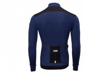 Veste Hiver LeBram Aulac Bleu Coupe Ajustée
