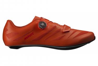 Mavic Cosmic Elite Shoes Red / Orange