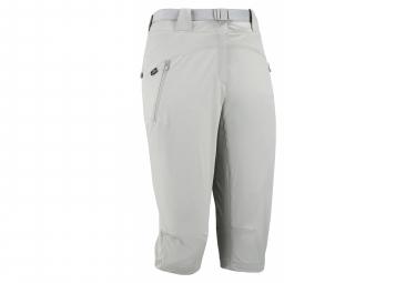 Pantalon 3/4 Eider Femme Flex Grey