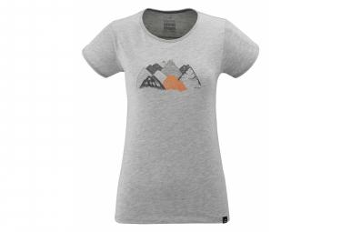 Tee shirt Eider Femme Odaiba 2.0 Gris