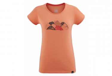Tee shirt Eider Femme Odaiba 2.0 Corail