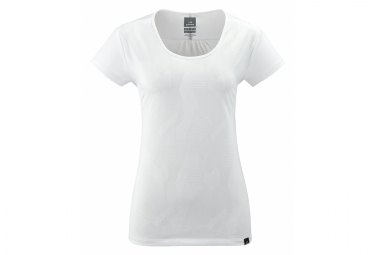 Women's Eider Flex Jacquard 2.0 T-Shirt White