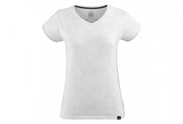 T-shirt Eider Femme Odaiba Print Blanc