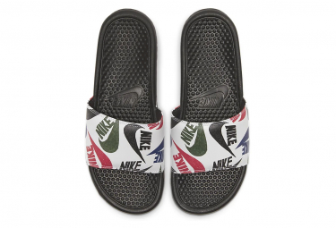Nike Benassi Just Do It Mehrfarbige Folien