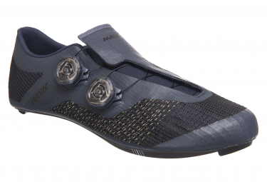 Mavic Cosmic Ultimate III Total Eclipse Road Shoes Black