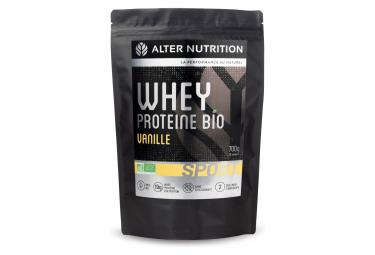 Prot in e alter nutrition whey protein bio sport bebida de vainilla 700g
