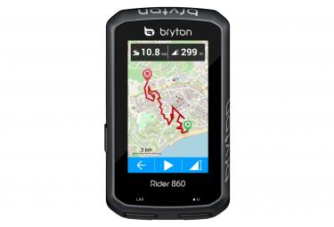 Compteur GPS Bryton Rider 860E (Sans Capteur)