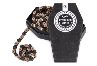 The Shadow Conspiracy Interlock Chain V2 Chain Brown / Black