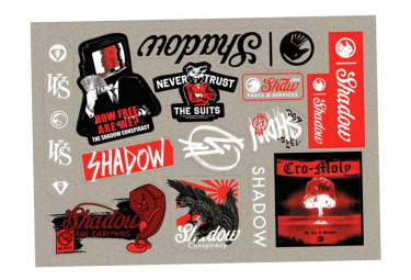 Stickers Pack Stickers The Shadow Conspiracy Pack 2020
