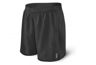 2-in-1 shorts Saxx Pilot Black