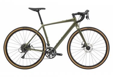 Bicicleta Cannondale Gravel Topstone Sora Shimano 9V 700 mm Verde Mantis 2020