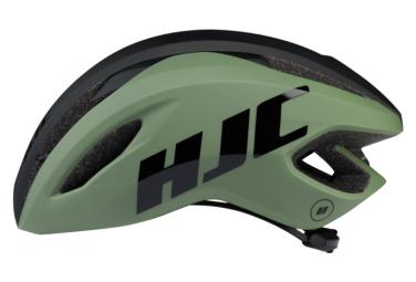 Casco de carretera HJC Valeco verde oliva / negro