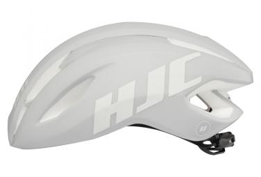 Casco de carretera blanco brillante hjc valeco l  60 63 cm