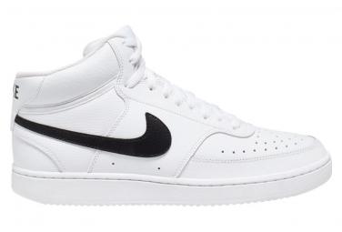 Nike Court Vision Mid White / Black Shoe