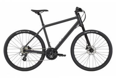 Bici da Città Cannondale Bad Boy 3 Shimano Altus 8V Nero 2020