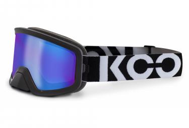 Koo edge goggle mtb espejo azul