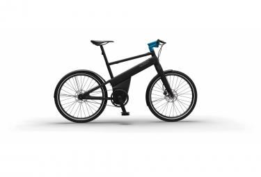 Vélo de ville électrique Iweech Smartbike 100% automatique noir mat 2020
