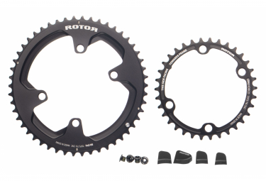 Kit Plateaux Rotor Rond + Cover Ultegra R8000