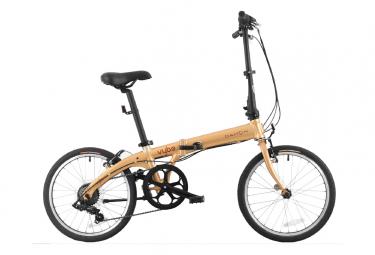 Dahon Vybe D7 Folding Bike 20'' Orange