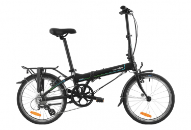 Vélo Pliant Dahon Mariner D8 Shimano Altus 8V Noir 2020