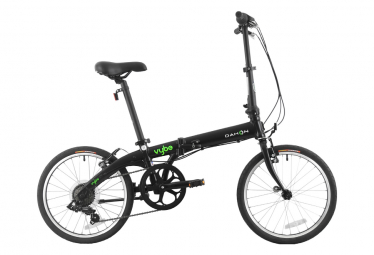 Vélo Pliant Dahon Vybe D7 Shimano Tourney 7V Noir 2020