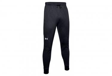 Pantalon Jogging Under Armour Double Knit Noir Homme