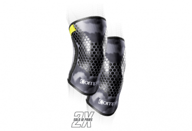 Genouillères Compex Knee Sleeve 5mm Camo