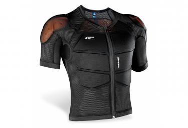 Chaqueta protectora con espalda Bluegrass Armor B&S CE Black