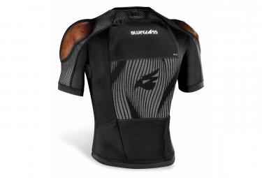 Veste de Protection avec Dorsale Bluegrass Armour B&S Noir 2021