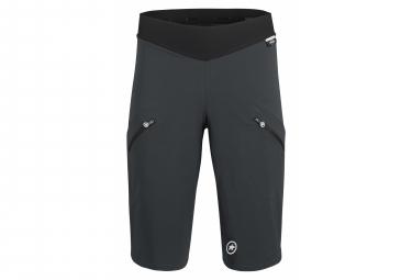 Pantalones Cortos Assos Trail Cargo Sin Forro Gris Torpedo Xl