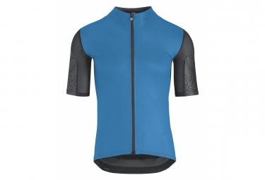 Assos Xc Short Sleeve Jersey Corfu Blue Xl