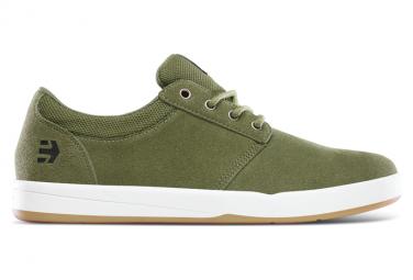 Chaussures Etnies Score Olive / Gum