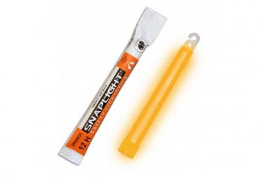 Image of Baton lumineux snaplight 15 cm 12 heures orange cyalume