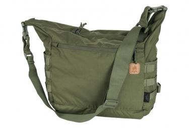 Image of Sac bushcraft satchel cordura vert olive helikon