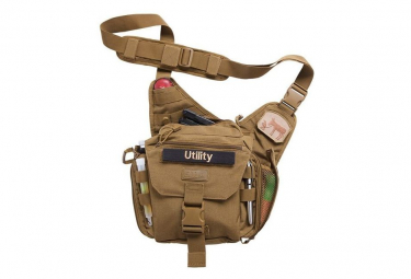 Image of Sacoche push pack coyote 5 11 tactical