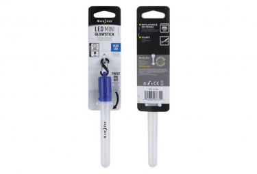 Image of Mini led glowstick bleu nite ize